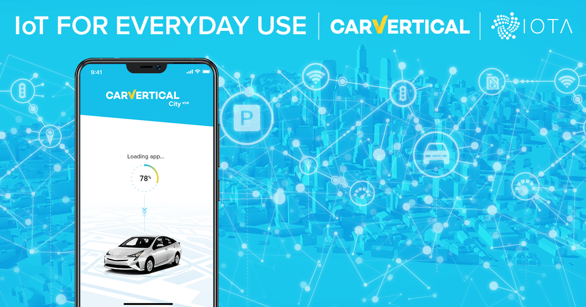 Autonomous future: carVertical is bringing IoT benefits to everyday life